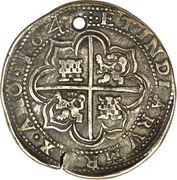 8 Reales - Philip IV – reverse