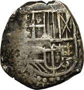 4 Reales - Philip III – obverse