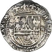2 Reales - Philip II – obverse