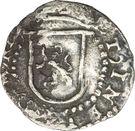 ¼ Real - Felipe II – reverse