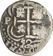 1 Real - Philip IV – obverse