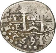 1 Real - Philip IV – reverse