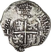 4 Reales - Philip IV – obverse