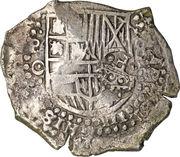 7 ½ Reales - Philip IV – obverse