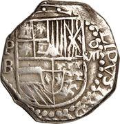 8 Reales - Philip III – obverse
