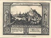 25 Pfennig (Stadtsparkasse) – obverse