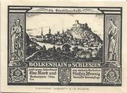 1.50 Mark (Stadtsparkasse) – obverse