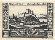 1.50 Mark (Stadtsparkasse) – reverse