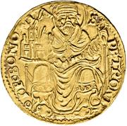 2 Bolognini - Giovanni II Bentivoglio – obverse