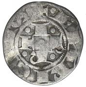 1 Bolognino - Enrico VI – obverse