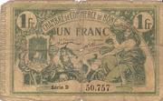 1 Franc CDC Bône -  obverse