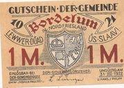 100 Pfennig – obverse