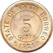 5 Cents – reverse
