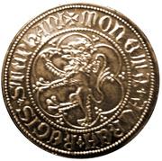 Great Bosnian ducat – obverse