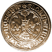 Great Bosnian ducat – reverse