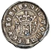 1 Dinar - Tomaš Ostojić – obverse