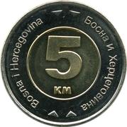 5 Konvertibilnih Maraka -  reverse