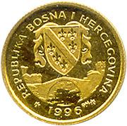 1/25 Suverena (Hannoverian) – obverse