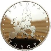 Token - European Currency (Bosnia and Herzegovina) – reverse