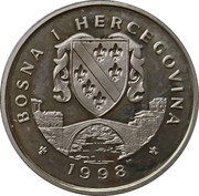 14 Euro (Peace) – obverse