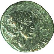 Assarion - Tiberius Julius Mithridates Philogermanicus Philopatris (Mithridates VIII of the Bosporan) – obverse