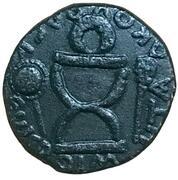 Bronze Æ22 - Rhoemetalkes – obverse