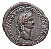 Bronze Æ29 - Nero – obverse