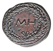 Bronze Æ29 - Nero – reverse