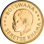 10 Thebe (Independence) – obverse