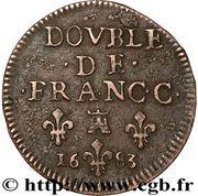 Double - Maurice de la Tour d'Auvergne – reverse
