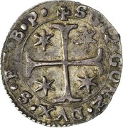 10 Soldi (Genoa Counterfeit) – reverse