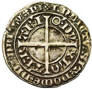 1 Groot - Jean III – obverse