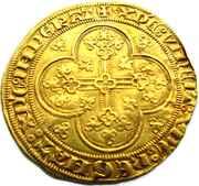1 Gouden Schild - Jean III – reverse