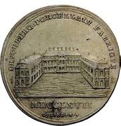 1/4 Thaler - Christian Friedrich Karl Alexander (Brandenburg-Ansbach; Bruckberger Porzellanfabrik) – reverse
