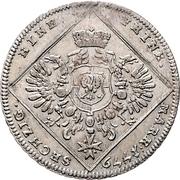 20 Kreuzer - Christian Friedrich Karl Alexander – reverse