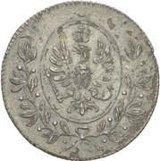 6 Kreuzer - Friedrich Wilhelm III – obverse