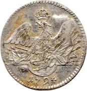 3 Kreuzer - Friedrich Wilhelm II – obverse