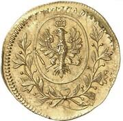 6 Kreuzer - Friedrich Wilhelm III (Gold Pattern) – obverse