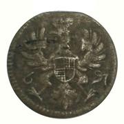 6 Pfennig - Friedrich Christian (Landmünze) – obverse