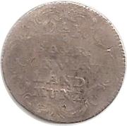 2½ Kreuzer - Friedrich Christian – reverse