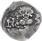 1 Pfennig - Friedrich V. (Langenzenn) – obverse