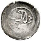 1 Pfennig - Friedrich VI. – obverse