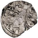 1 Pfennig - Albrecht Achilles – obverse