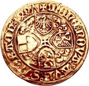 1 Goldgulden - Friedrich II der Ältere (Schwabach) – reverse
