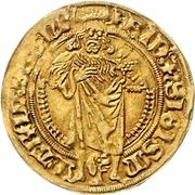 1 Goldgulden - Friedrich and Sigismund – obverse