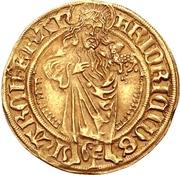 1 Goldgulden - Friedrich II. the Elder – obverse