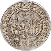 ½ Schilling - Friedrich IV the Elder (Schwabach) – obverse
