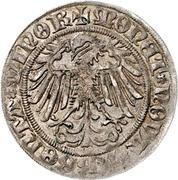 ½ Schilling - Friedrich IV. the elder – reverse