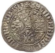 1 Schilling - Friedrich IV. the elder – obverse
