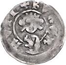 1 Pfennig - Friedrich V. – obverse